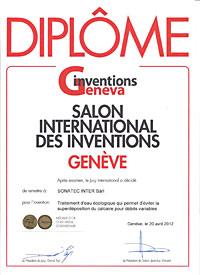 Diplome Invent GE 2012